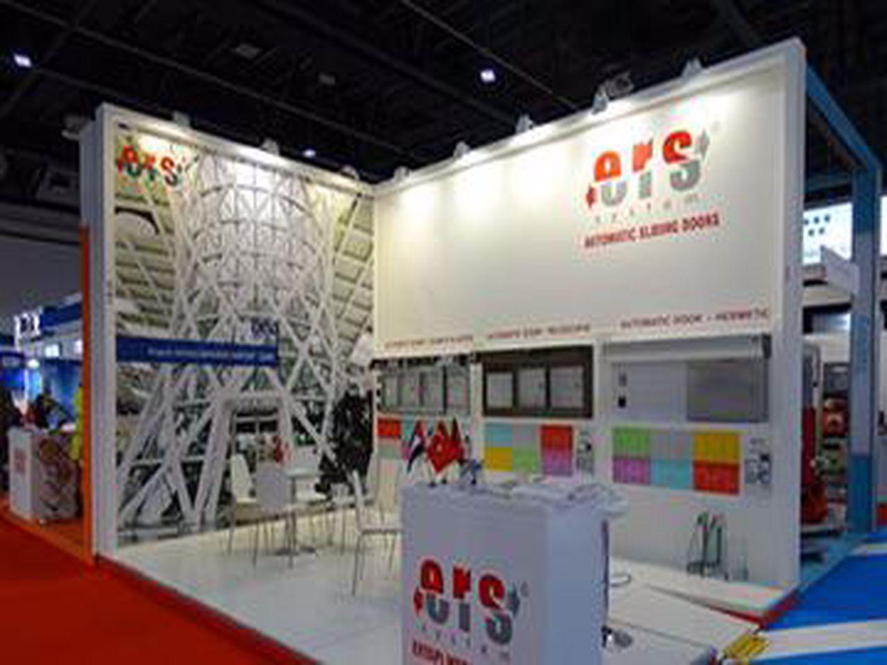 We were at the 2015 Dubai Construction Fair.